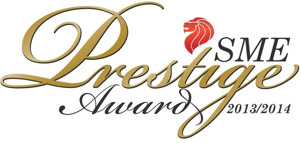 SME PRESTIGE 2014  Logo