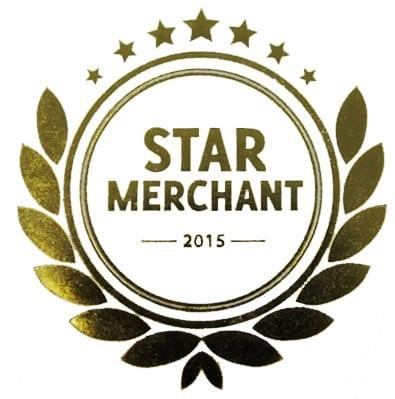 SGCarMart Star Merchant Award 2015 Logo