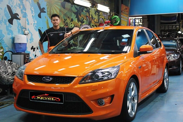 Revol Carz Service Review: ZeTough Paint Protection on Ford