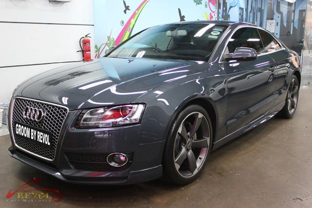 Audi A5 Treated   - stunning than before