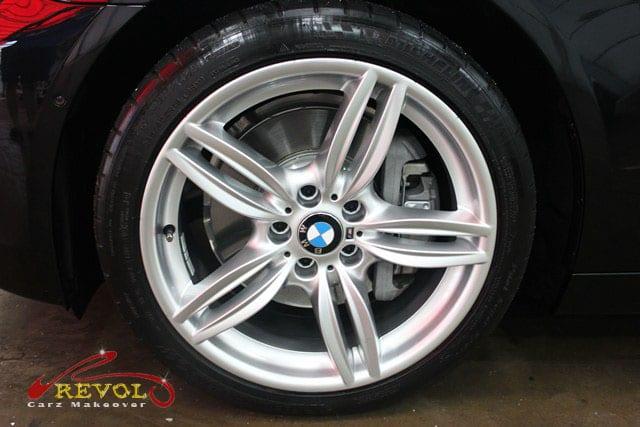 BMW Active Hybrid 5 - wheels