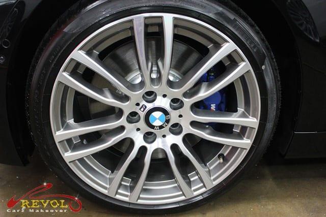 BMW Active Hybrid 3 - rims