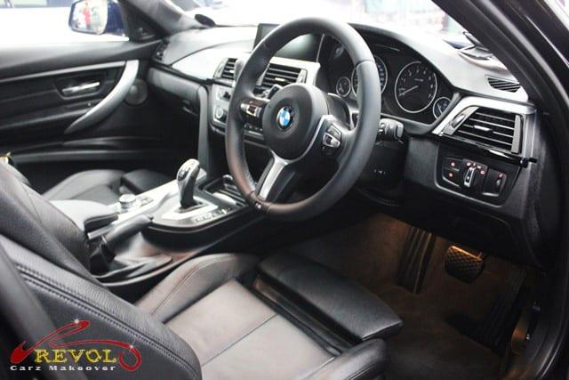 BMW Active Hybrid 3 - interior