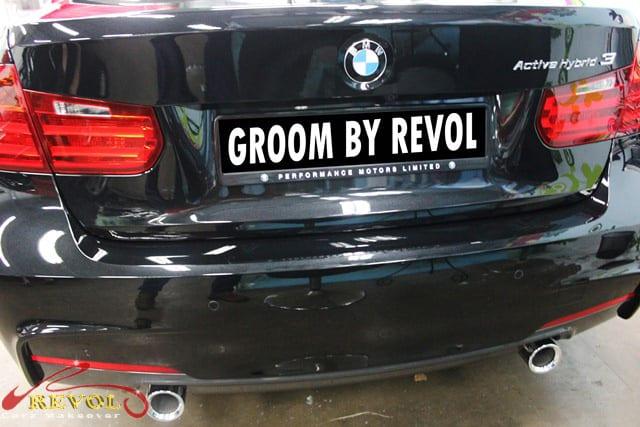BMW Active Hybrid 3 - rear