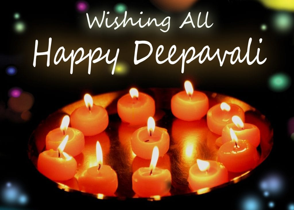 Have A Blissful Deepavali, Everyone!