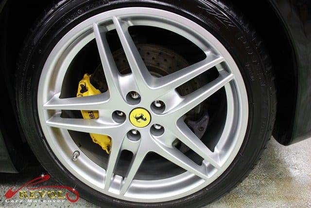 Ferrari F430 Spider -  rims