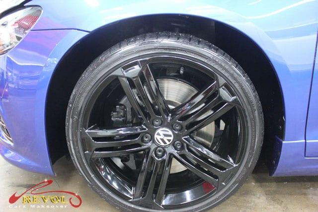 Volkswagen Scirocco R - rims