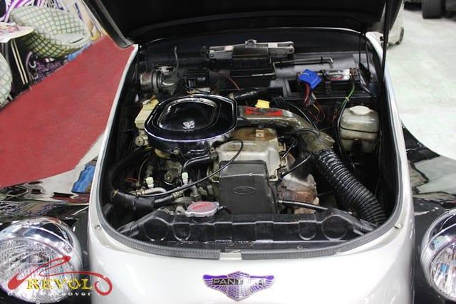 Panther Kallista  - engine
