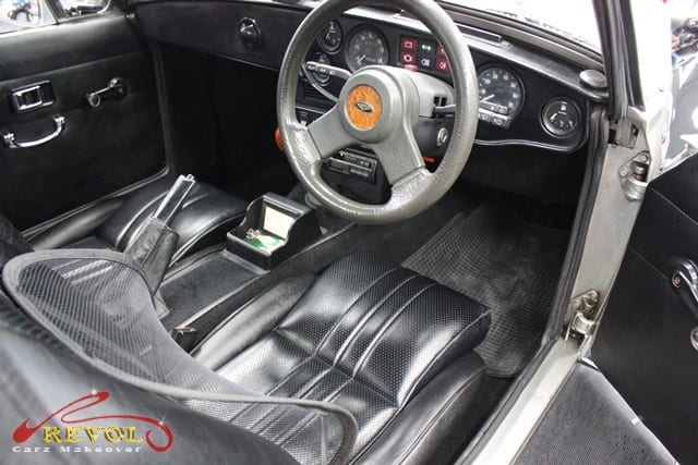 Panther Kallista  - interior