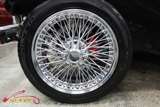 Panther Kallista - wheels