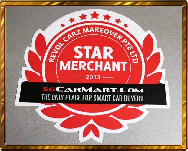 Star Merchant Award