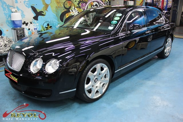Bentley FS 1