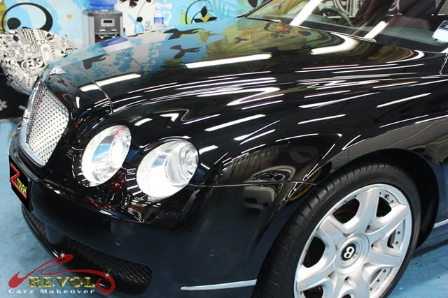 Bentley Continental Flying Spur with ZeTough Paint Protection