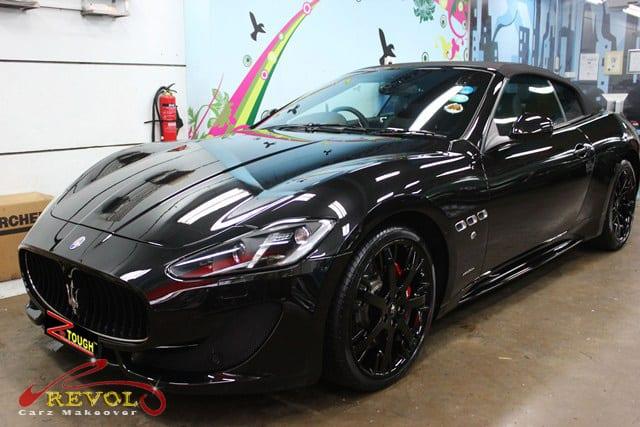 Maserati S1 E
