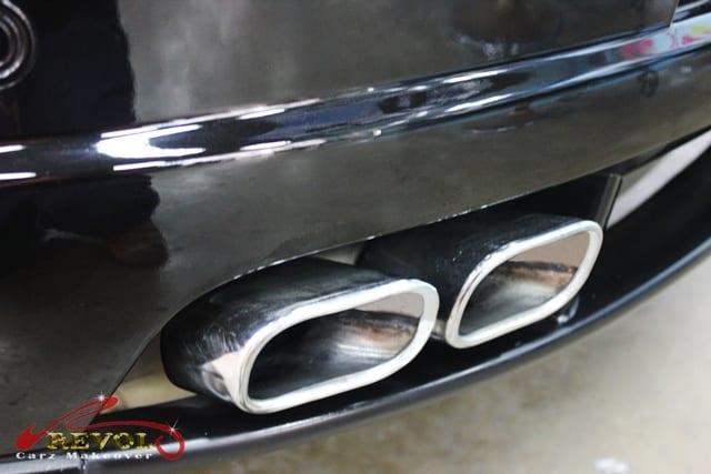 Elegance: Alfa Romeo Spider with ZeTough Glass Coating