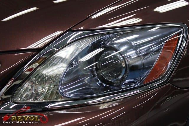 Coating Paint Protection on Lexus GS450 hybrid