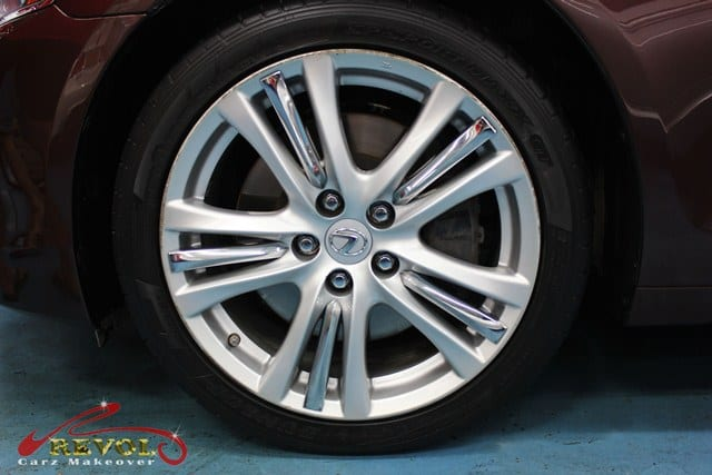 Lexus GS450H rims