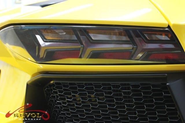 ZeTough Ceramic Paint Protection on Lamborghini Aventador LP700-4