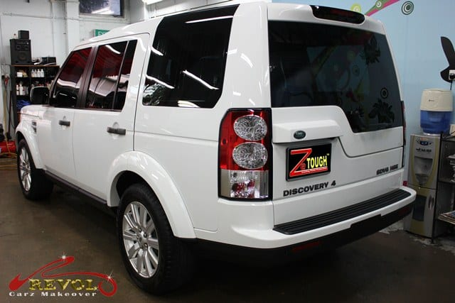 land Rover discovery 4 2013 Ceramic coating (10)