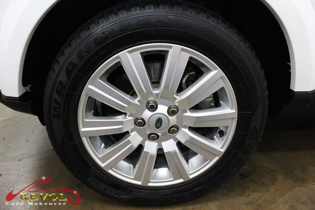 land Rover discovery 4 2013 Ceramic coating (11)