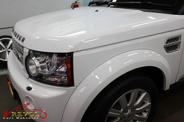 land Rover discovery 4 2013 Ceramic coating (2)