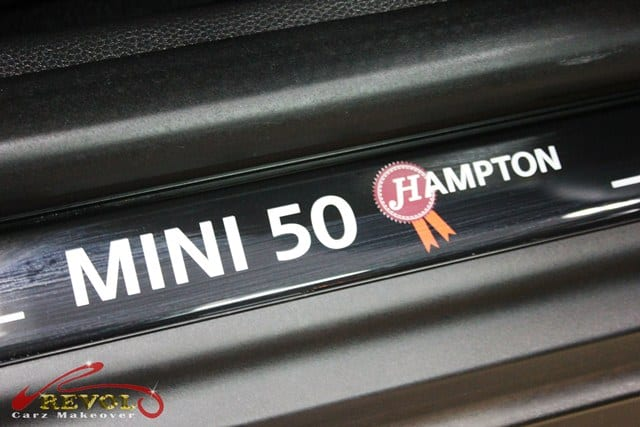 Mini Cooper Hampton 50 with ZeTough Paint Protection (8)
