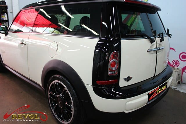 Mini Cooper Hampton 50 with ZeTough Paint Protection(9)