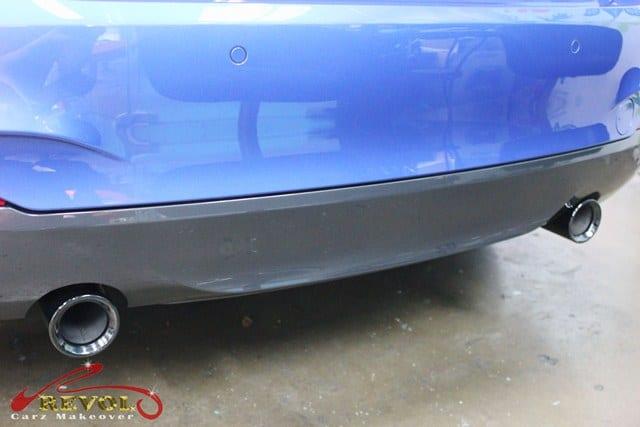 BMW M235i with ZeTough Ceramic Paint Protection Coating