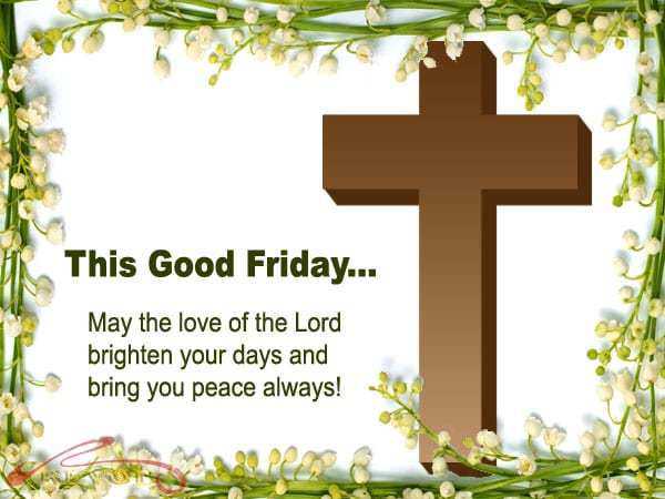 Blessed Holy Good Friday to Everyone!