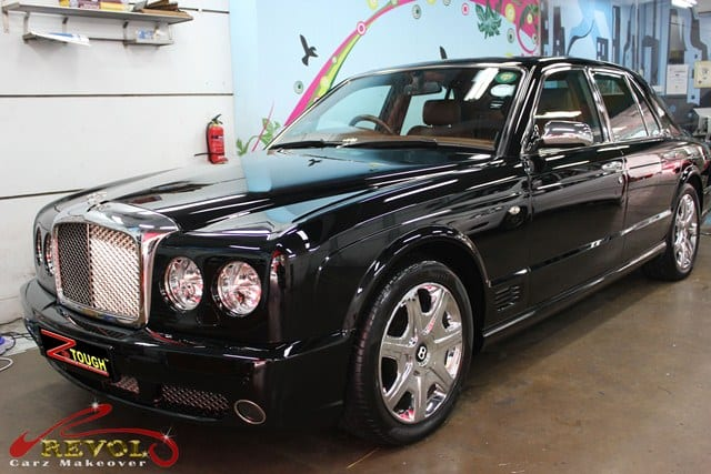 Bentley Arnage (1)