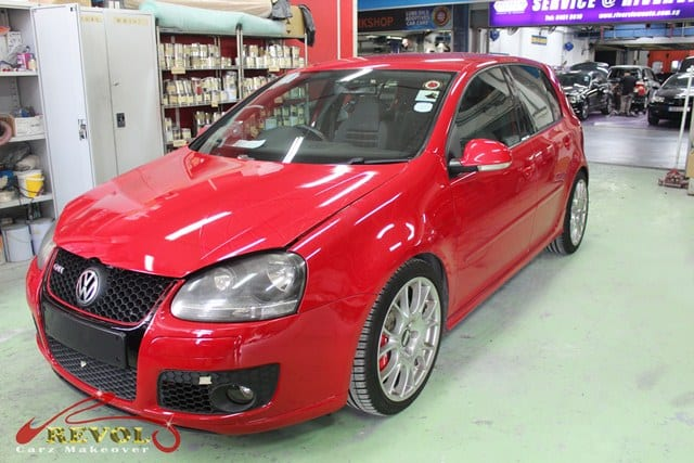 ZeTough Coating Paint Protection for Volkswagen GTI