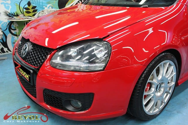 ZeTough Paint Protection for Volkswagen