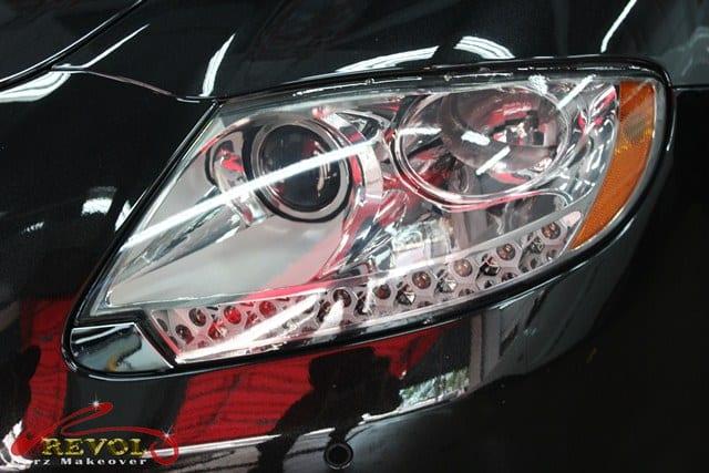 Maserati Quotropette with ZeTough Ceramic Paint Protection