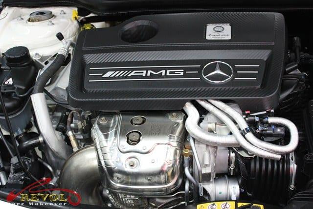 Mercs Cla45 AMG (4)