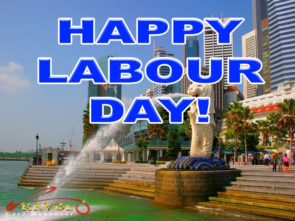 Happy Labour Day 2014 to Everyone!