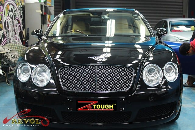 Bentley Continental Flying Spur after