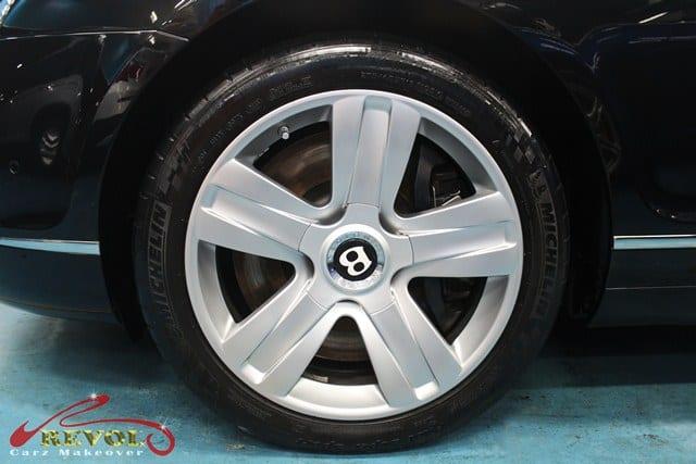Bentley Continental Flying Spur - wheels