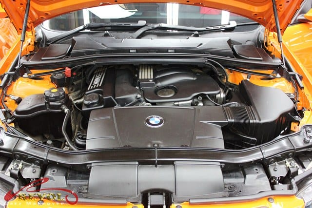 BMW 3 series change colour (12)