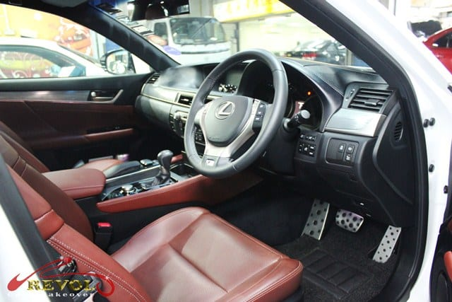 Lexus GS350 F Sport (5)