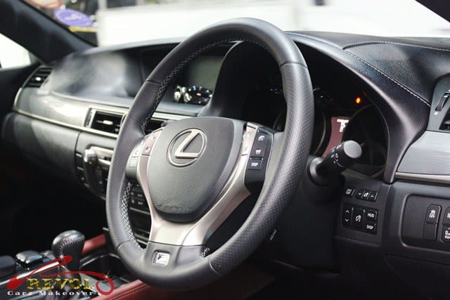 Lexus GS350 F Sport (6)