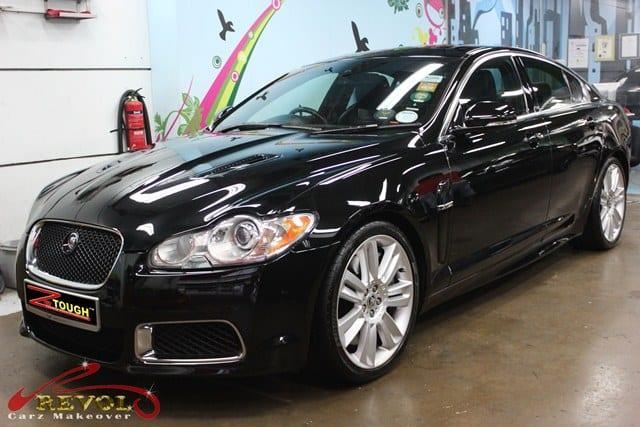 Jaguar XFR (1)