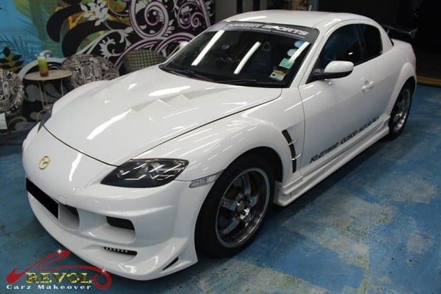 Mazda Rx8 (1)