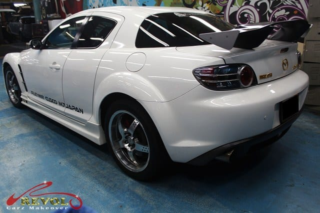 Mazda Rx8 (5)