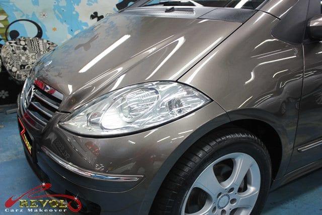 car colour change spray painting with zetough ceramic coating paint. Black Bedroom Furniture Sets. Home Design Ideas