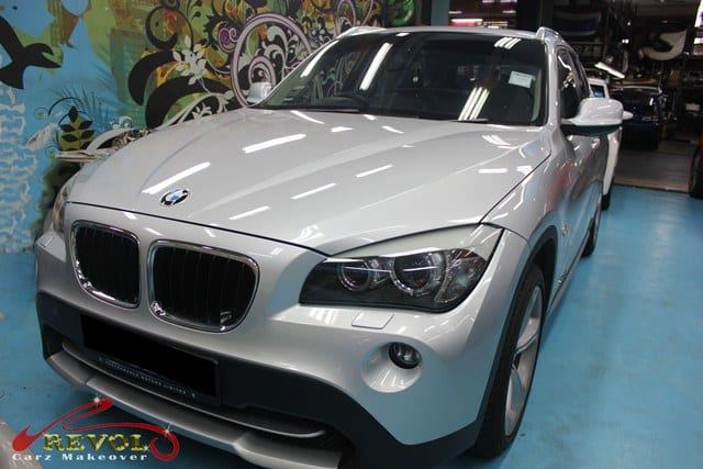 Ceramic Paint Protection for BMW X1 1