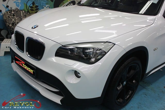 Ceramic Paint Protection for BMW X1 11