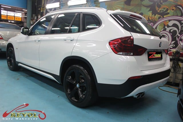 Ceramic Paint Protection for BMW X1 15