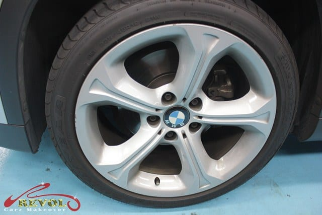 Ceramic Paint Protection for BMW X1 18