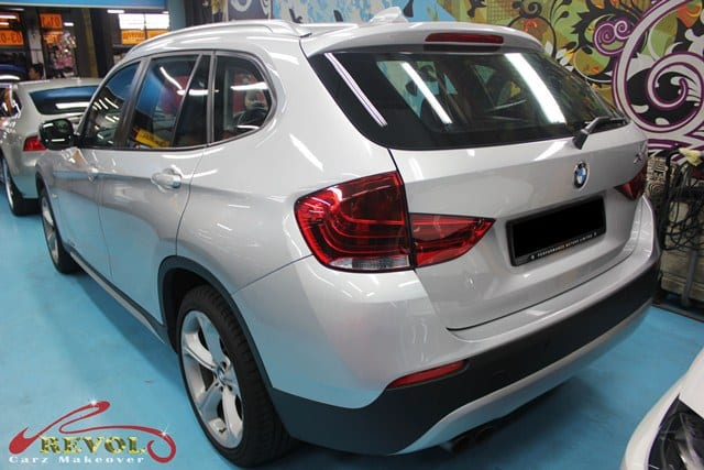 Ceramic Paint Protection for BMW X1 2
