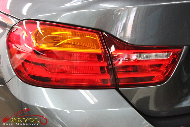 BMW 428i Coupe - headlamp